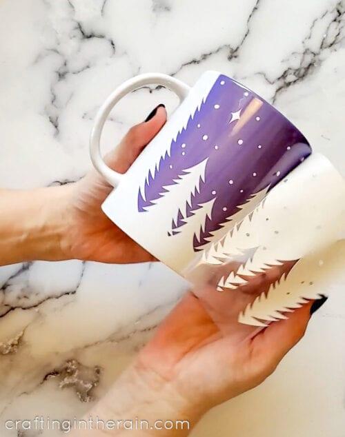 Forest Sky Mug