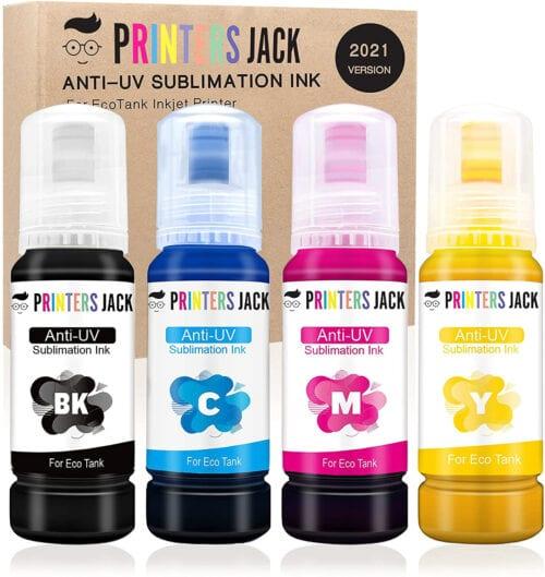 Printer's Jack Sublimation Ink
