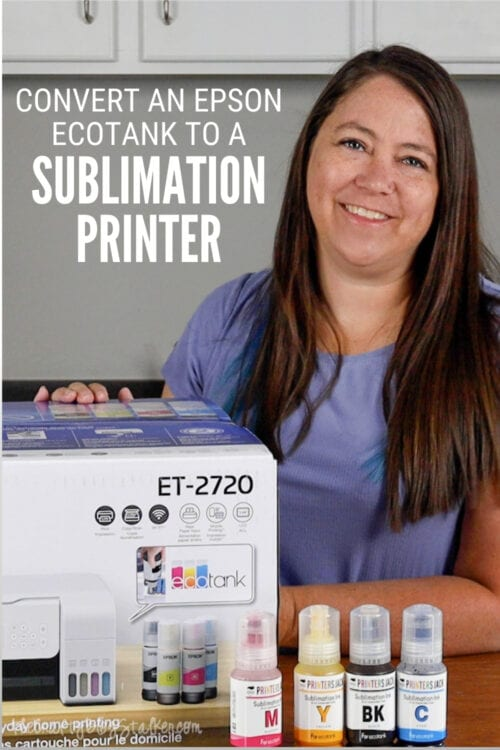 title image for How to Convert an Epson EcoTank Printer into a Sublimation Printer
