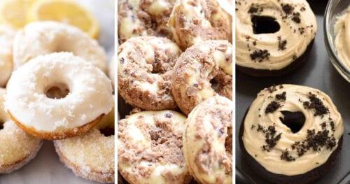 easy donut recipes 2