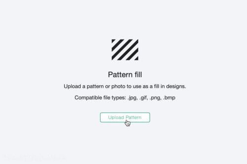 relleno de patrón - patrón de carga