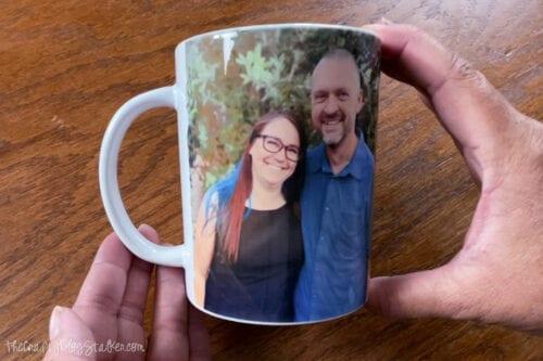 photo mug sublimation print 10