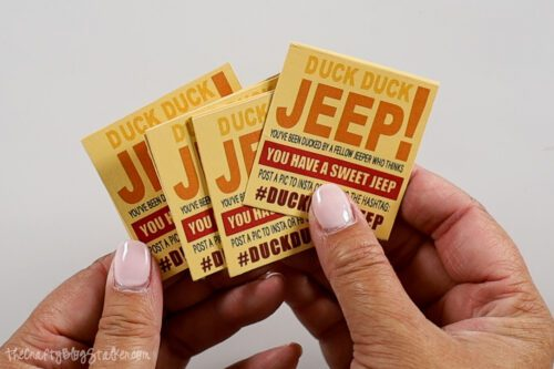 duck duck jeep printable tags